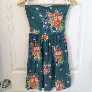 Urban Outfitters sleeveless floral dress
